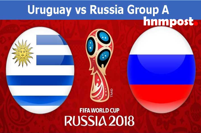 URUGUAY VS RUSSIA LIVE STREAM WORLD CUP 25 JUNE 2018