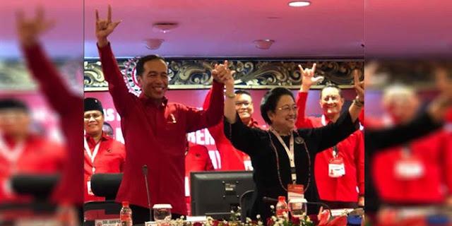 Dalam Rakernas III, PDIP putuskan usung Jokowi jadi capres di 2019