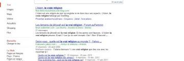 Religion = vérité des Dieux ou des Hommes ?