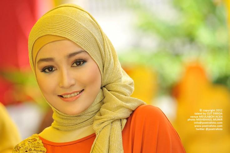 koleksi busana muslim wanita cantik dan terbaru
