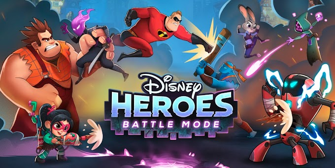 Disney Heroes: Battle Mode brings your favorite Disney and Pixar characters together for battle
