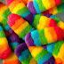 Resepi Biskut Pengecap Kucing [Rainbow Cookies]