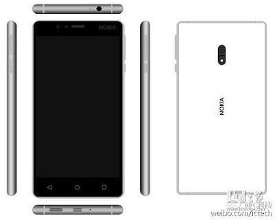Nokia-D1C-white