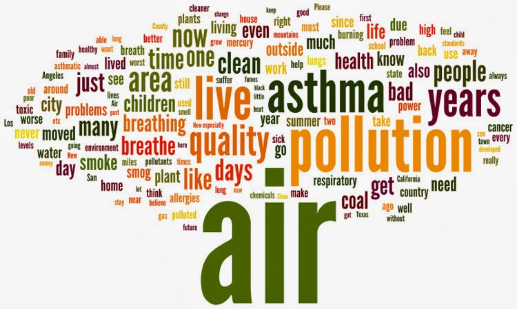 Air pollution asthma copd in the Philippines
