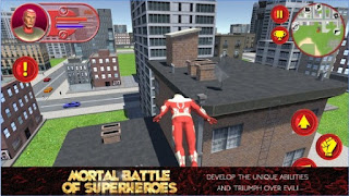 Games Mortal Battle of Superheroes App