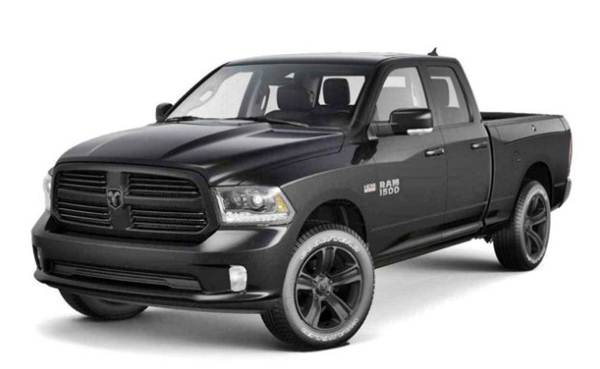 2018 RAM 1500 Rebel Rumors