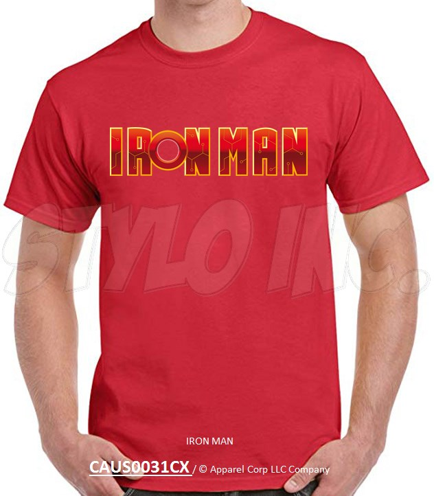 CAUS0031CX IRON MAN