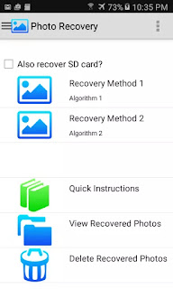 Cara mengembalikan file yang sudah di hapus pada hp android (3 Cara mudah)