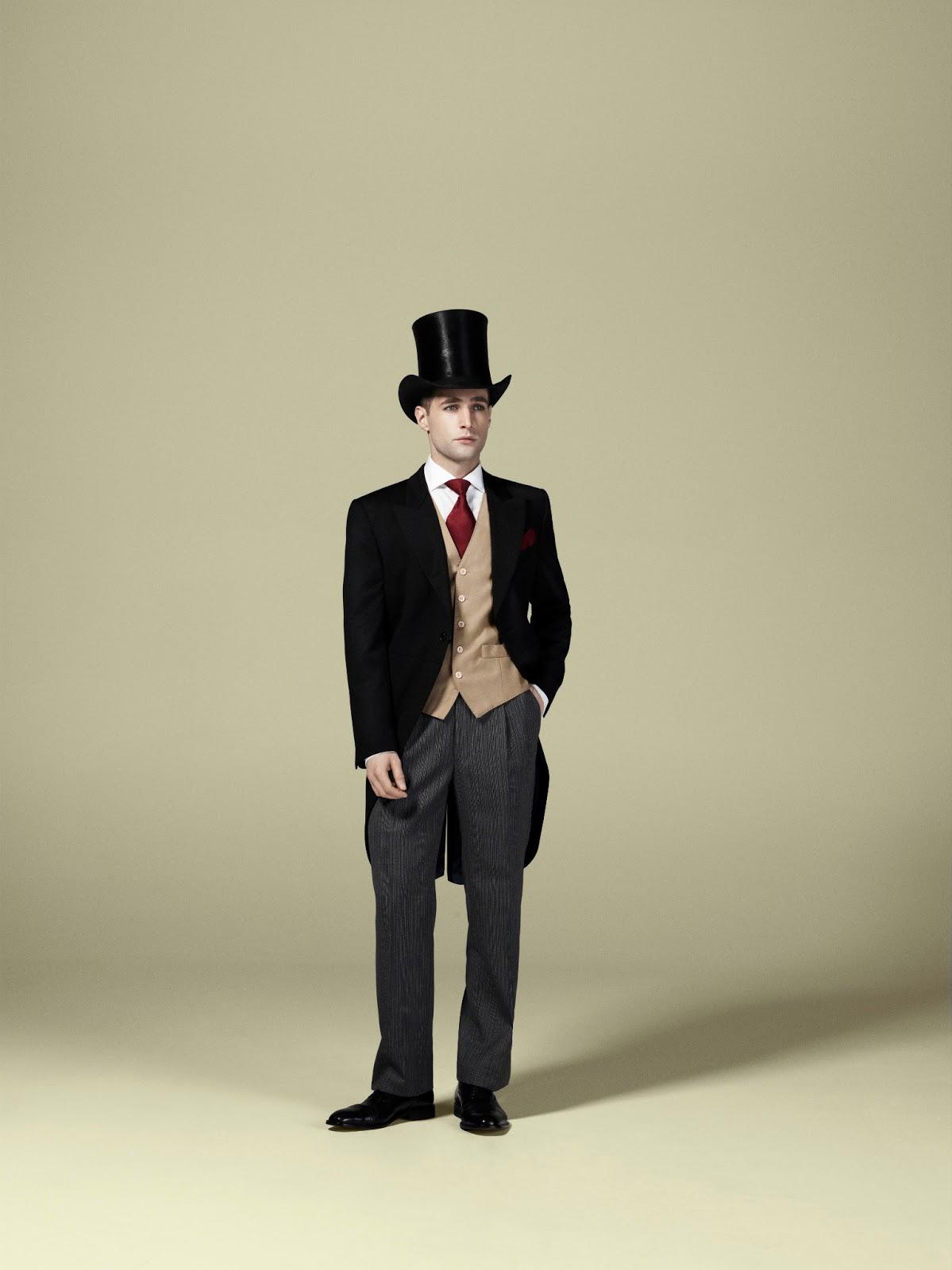 Men S Styling Gentlemen S Dress Code For The Royal