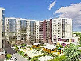 Фото новостройки рынка недвижимости