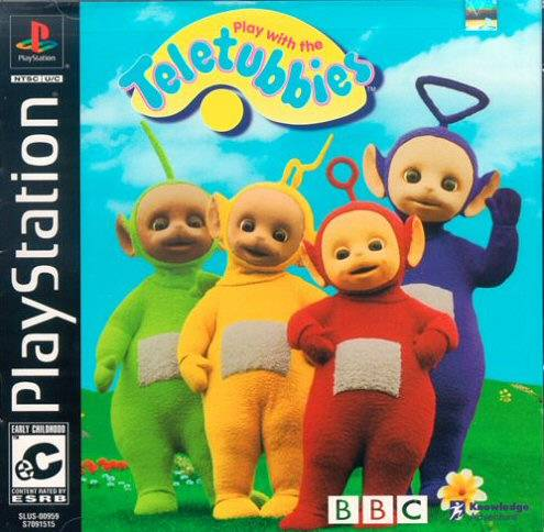 Play With The Teletubbies - PS1 - ISOs Download