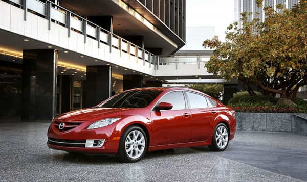 Mazda Recalls Cars for Air Bag Issues