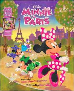 Minnie in Paris