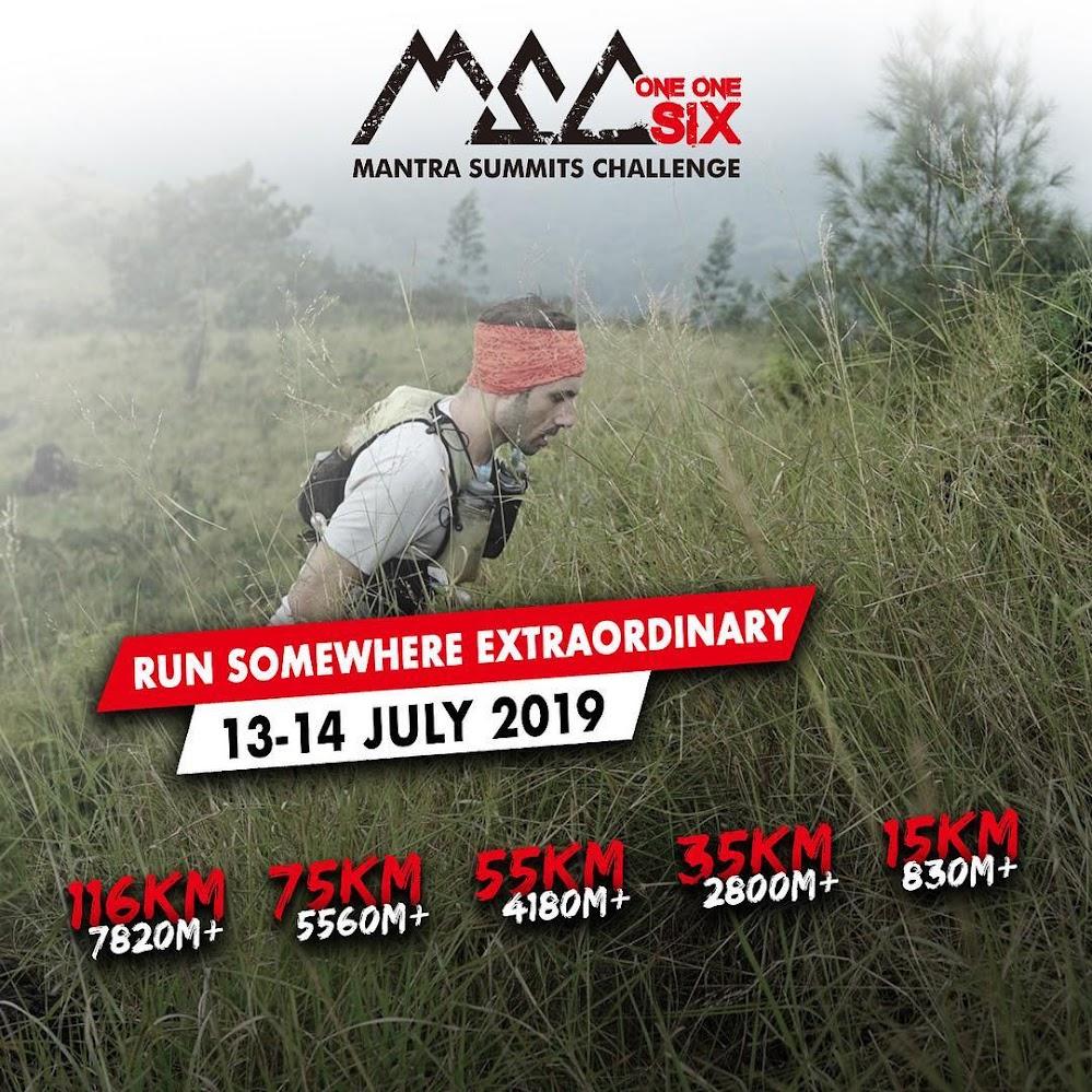 Mantra Summits Challenge • 2019
