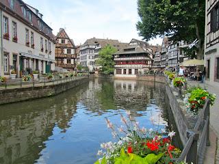 Petite France Strasbourg France