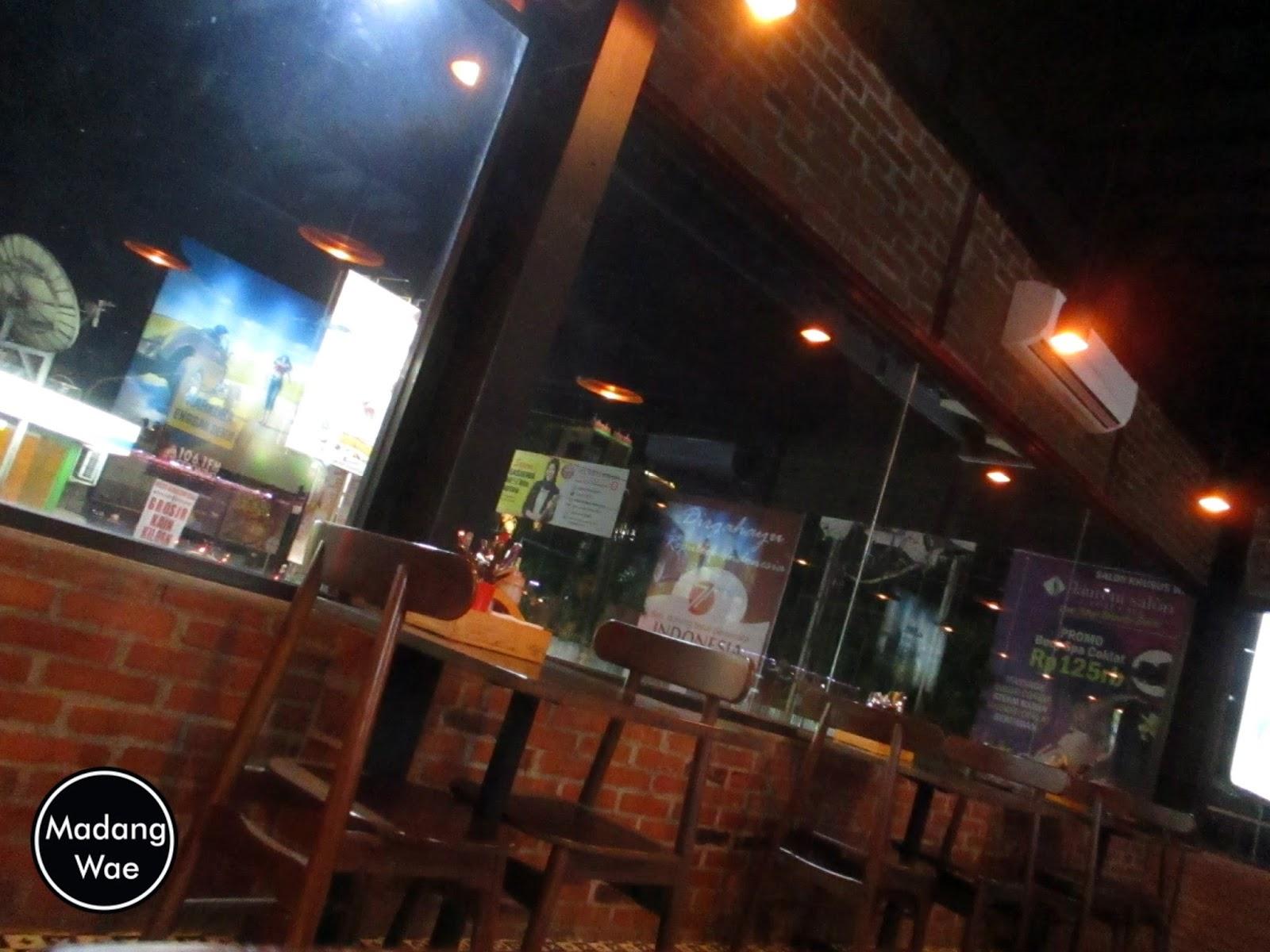 Speedy Joes Diner American Burger