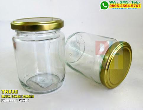 Botol Selai 250ml