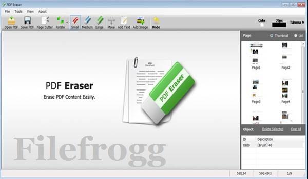 PDF Eraser Pro Full