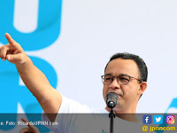 Pendukung Anies di Depok dan Medan Kompak Gelar Deklarasi
