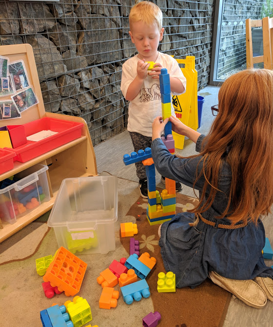 10 Reasons to Visit Woodhorn Museum (A Review) - toys in cafe