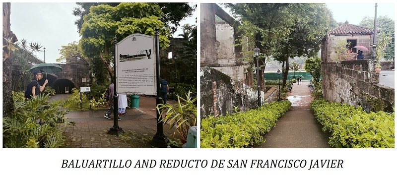 Intramuros walk tour with Biore Philippines