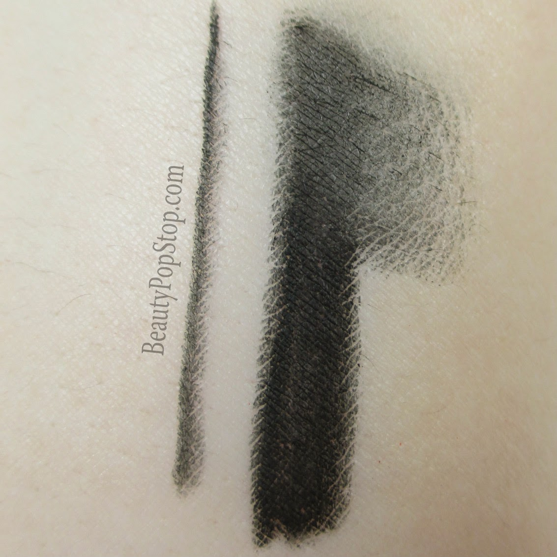 makeupforever artist liner m-10 swatch and review