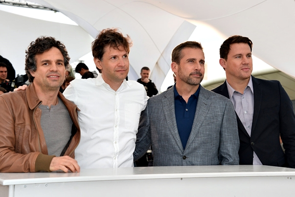 Foxcatcher Photocall