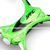 JJRC H31 quadcopter Green top