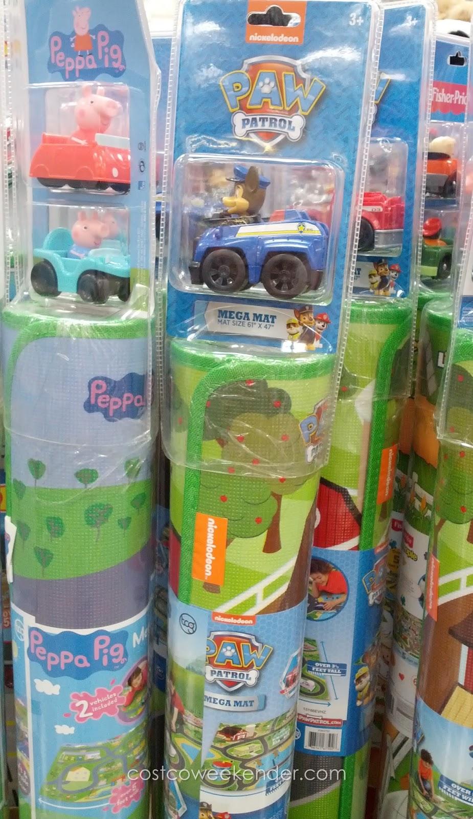 Children S Mega Mat Costco Weekender