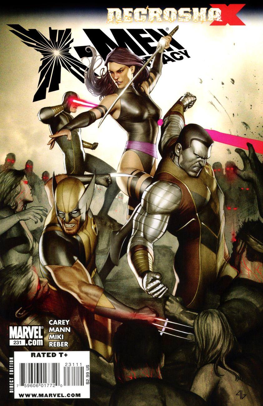 X-Men Necrosha chap 8 trang 1