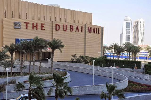 The Dubai Mall Customer Service Contact Phone Number