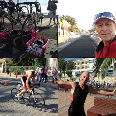 Race Day: San Javier Sprint Triathlon