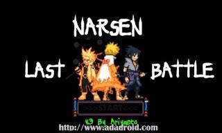 Naruto Senki NSLB by Ariyanto Apk