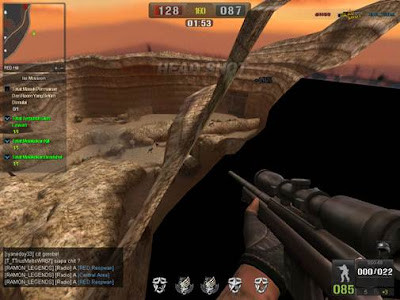 18 Juli 2018 - Prolin 5.0 Point Blank Garena Evolution (Indonesia) Simple Cheats Quick Change, Fast Reload, Fast Respawn, Speed Move, Jump High + Cheat Wallhack PB Philippines PH Server