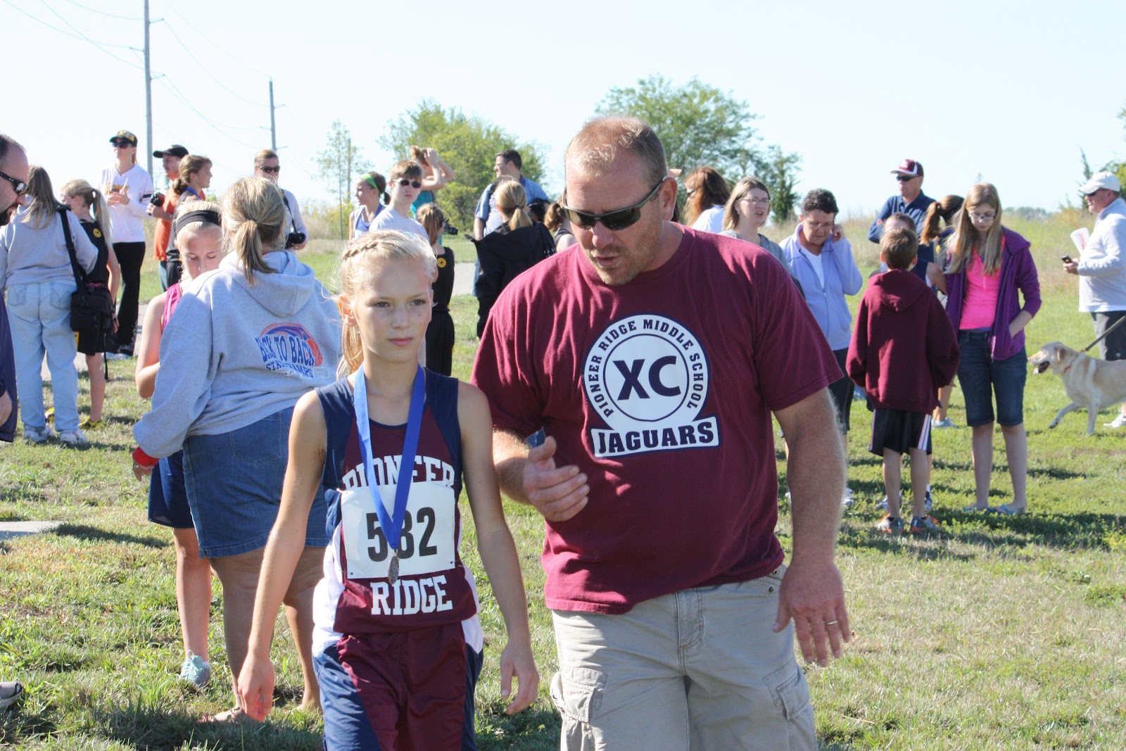 Pioneer Ridge Middle School Cross Country - PRXC ...