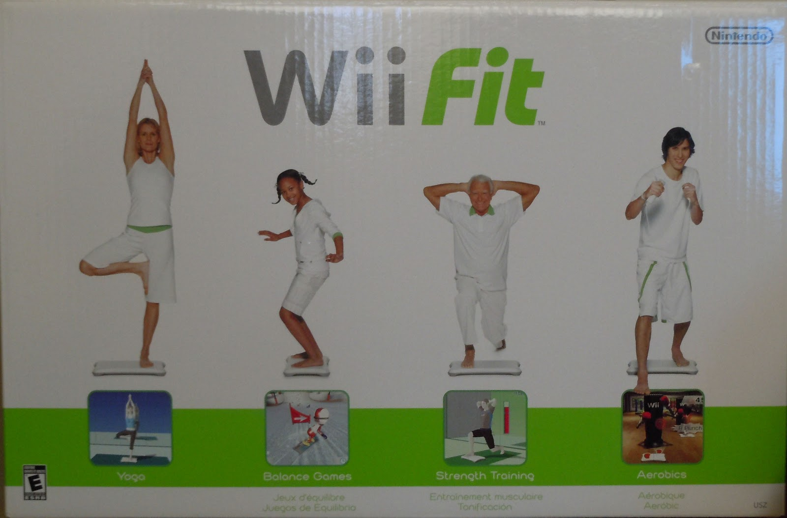 Video Games Are For Everyone: Not Just Fun And Games - Wii Fit