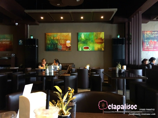 Caffe La Tea Tarlac City Interiors