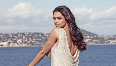 Deepika Padukone keeps everything minimalistic and simple.