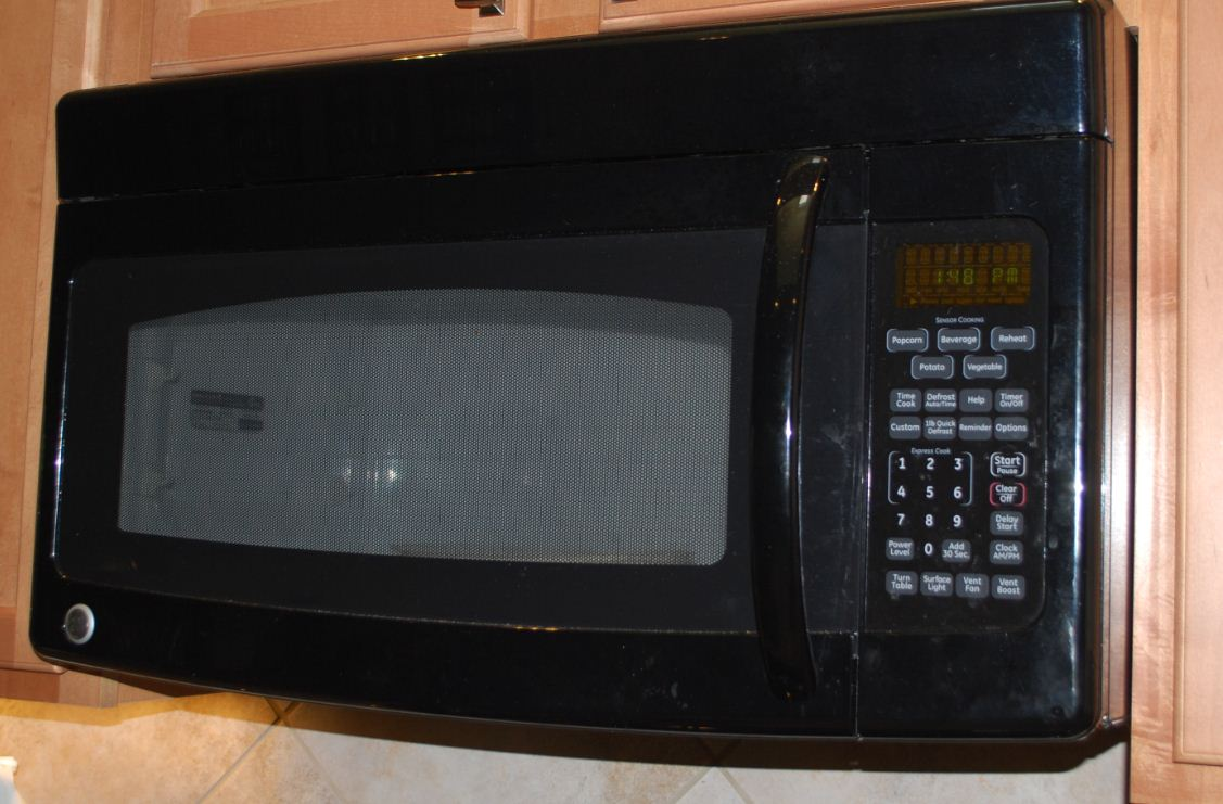 Centerpointe Communicator Miffed At A Microwave