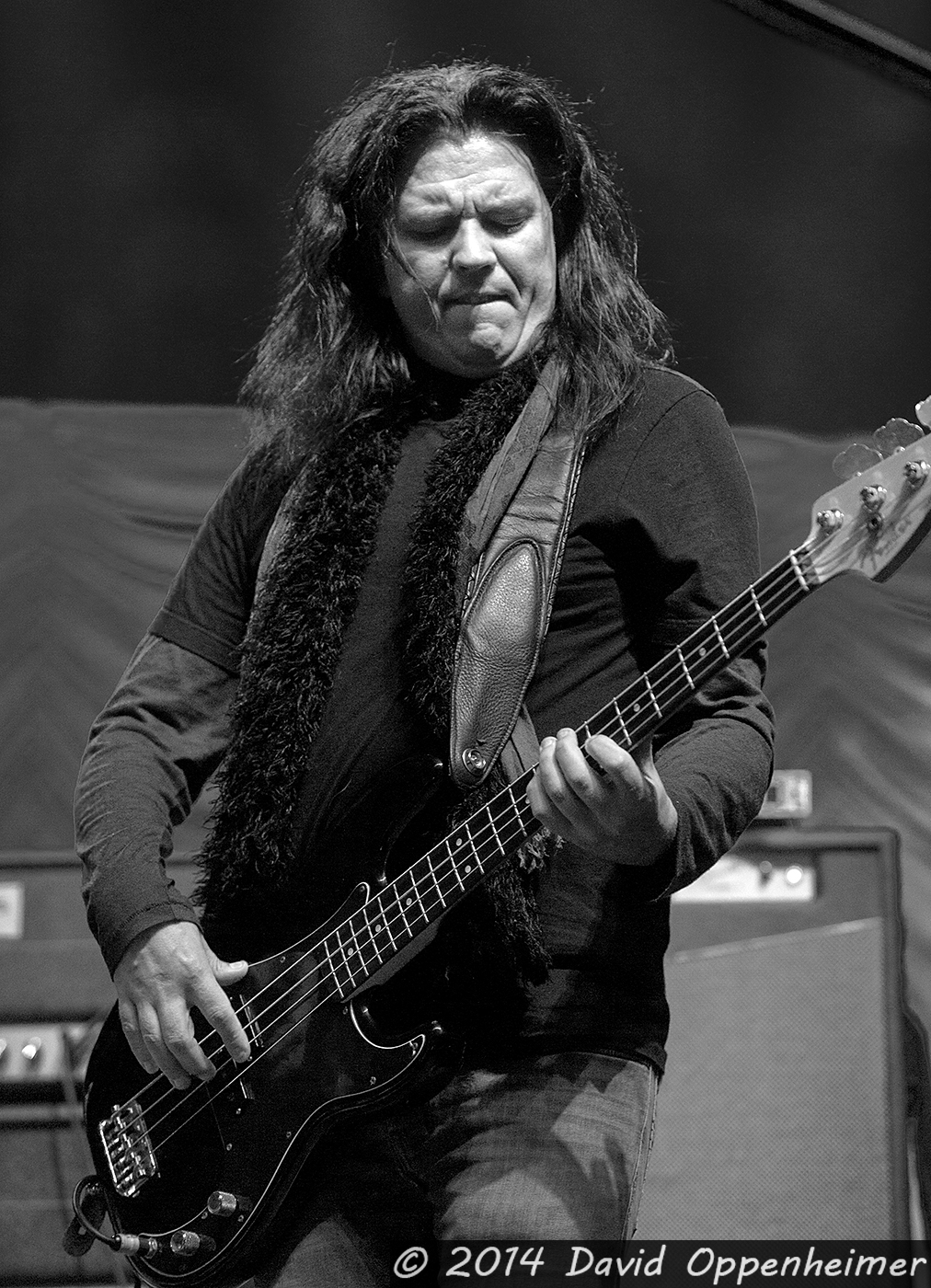 Jorgen Carlssonwith Gov't Mule