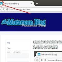 Bagaimana Cara Mengganti Favicon Blog di Blogger