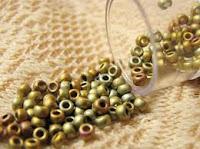 Как выбрать бисер для плетения. Японский бисер