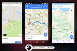 Perbandingan Lock Gps Ponsel Android