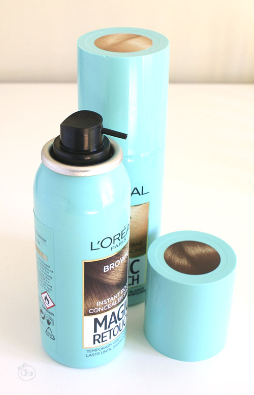 Loreal retoca raices spray Magic Retouch