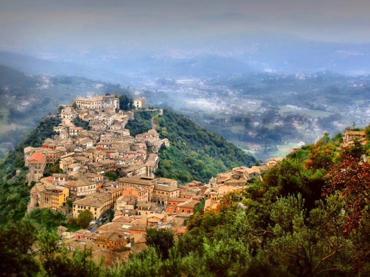 25. Arpino, Italy - 30 Best and Most Breathtaking Cityscapes