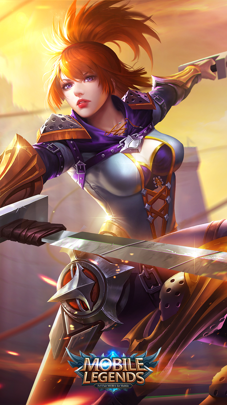 Wallpaper Mobile Legends 80  HD Resolution