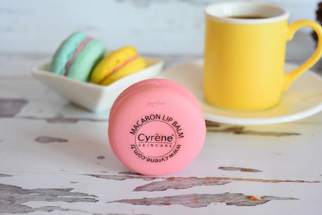 Cyrene macaron lip balm
