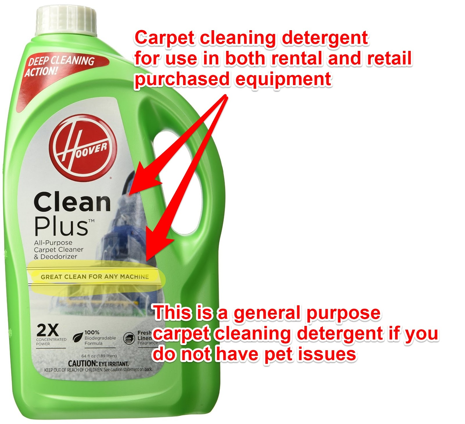 This carpet cleaning detergent can be found at this Amazon link