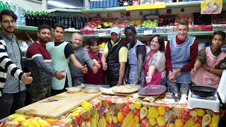 cucina Tina&Angelo Napoli quartieri spagnoli 3