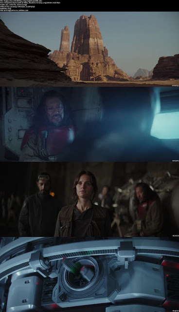 Rogue One A Star Wars Story 2016 BRRip 720p English